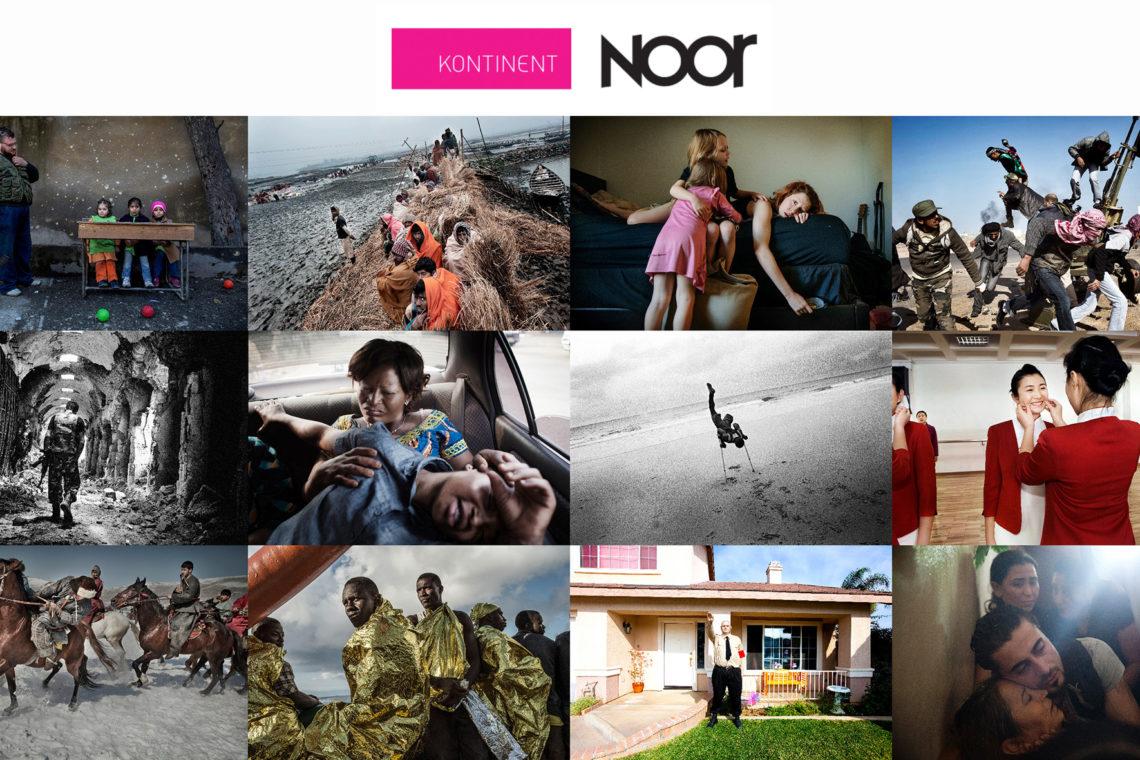 KONTINENT / NOOR