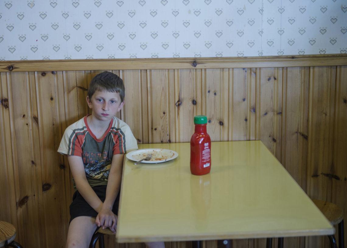 Chernobyl Summer Camp Exhibition